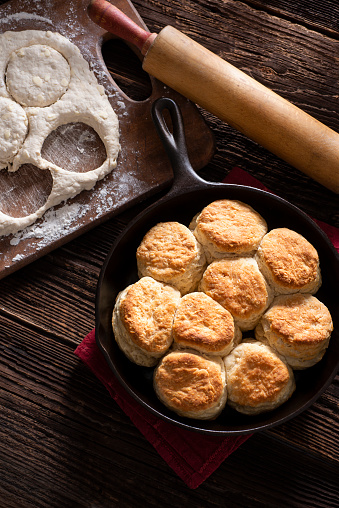 Cast Iron「Making Biscuits」:スマホ壁紙(15)