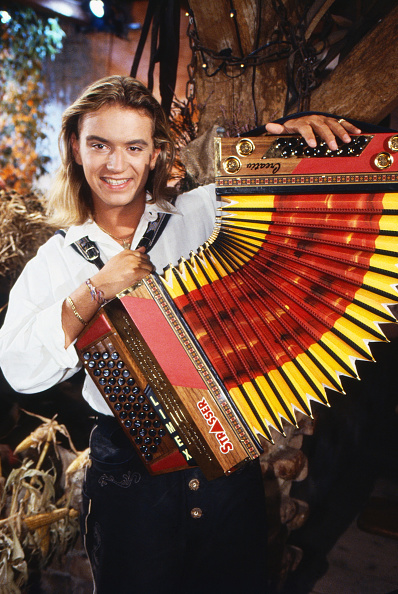 Accordion - Instrument「Florian Silbereisen」:写真・画像(17)[壁紙.com]