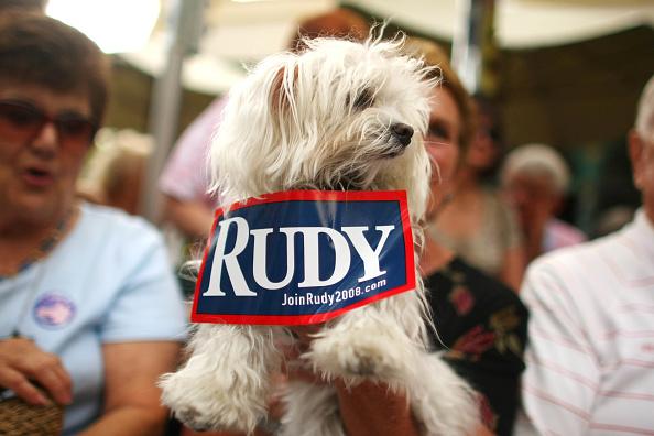 Naples - Florida「Giuliani Continues Flordia Campaigning」:写真・画像(18)[壁紙.com]