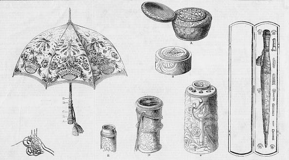 The Knife「Sultan's Multi-Purpose Umbrella」:写真・画像(7)[壁紙.com]