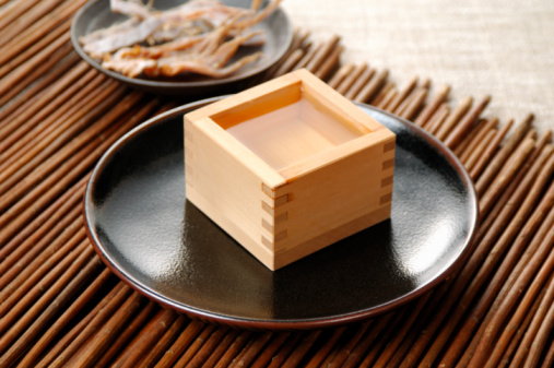 Sake「Sake and dried squid」:スマホ壁紙(12)