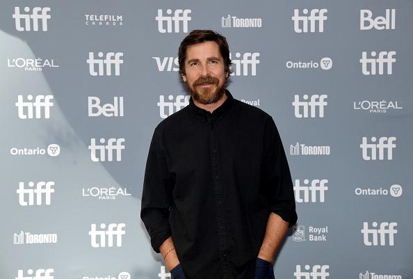 "Christian Bale「2019 Toronto International Film Festival - ""Ford v Ferrari""  Press Conference」:写真・画像(15)[壁紙.com]"