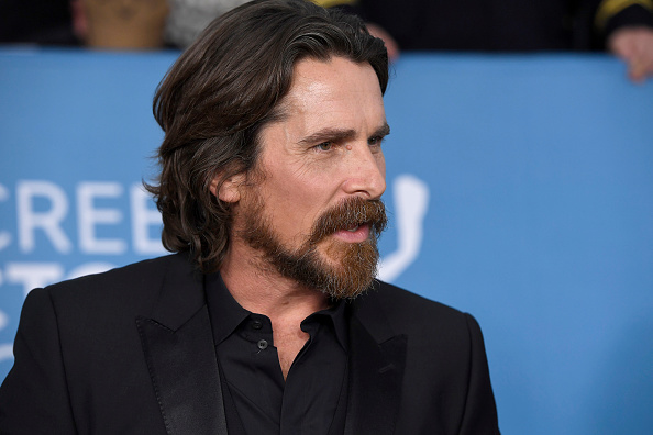 Christian Bale「26th Annual Screen ActorsGuild Awards - Red Carpet」:写真・画像(2)[壁紙.com]