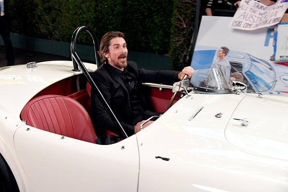 """Christian Bale「Premiere Of FOX's """"Ford V Ferrari"""" - Red Carpet」:写真・画像(10)[壁紙.com]"""
