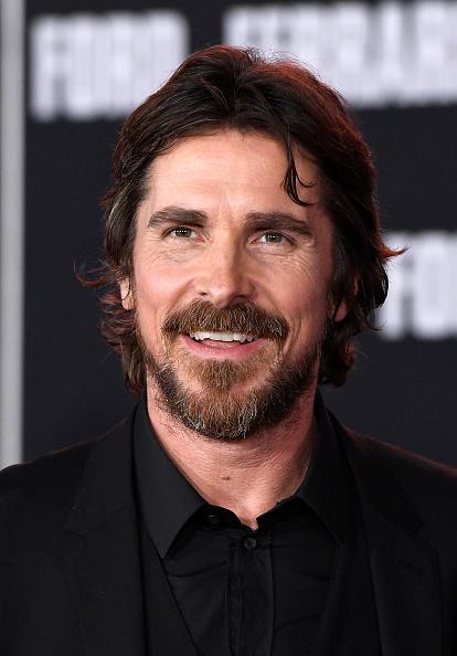 """Christian Bale「Premiere Of FOX's """"Ford V Ferrari"""" - Arrivals」:写真・画像(5)[壁紙.com]"""