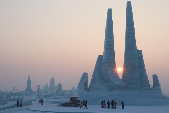 Tourism「2020 Harbin International Ice & Snow Festival - Previews 2」:写真・画像(11)[壁紙.com]
