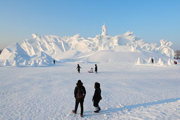 Tourism「2020 Harbin International Ice & Snow Festival - Previews 1」:写真・画像(14)[壁紙.com]