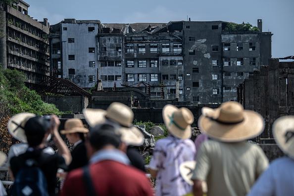 Tourism「Japan's Battleship Island」:写真・画像(6)[壁紙.com]