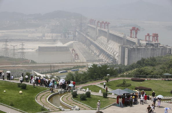 Three Gorges「Tourist Industry Taps Into The Three Gorges Dam」:写真・画像(1)[壁紙.com]