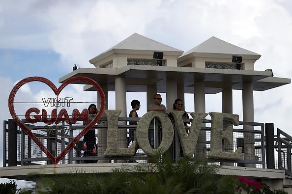 Tourism「Guam In Crosshairs Of Showdown With North Korea As President Trump And North Korea Trade Threats」:写真・画像(0)[壁紙.com]