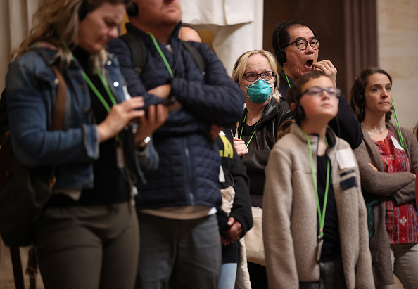 Tourism「Tours At US Capitol To End As Coronavirus Spreads」:写真・画像(14)[壁紙.com]