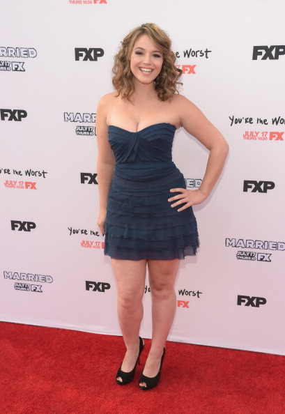 "Actor「Premiere Screening's For FX's ""You're The Worst"" And ""Married"" - Arrivals」:写真・画像(6)[壁紙.com]"