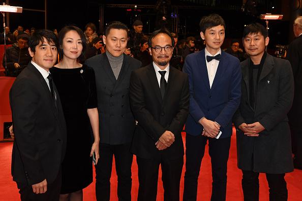 ベルリン国際映画祭「Closing Ceremony Red Carpet Arrivals - 67th Berlinale International Film Festival」:写真・画像(1)[壁紙.com]