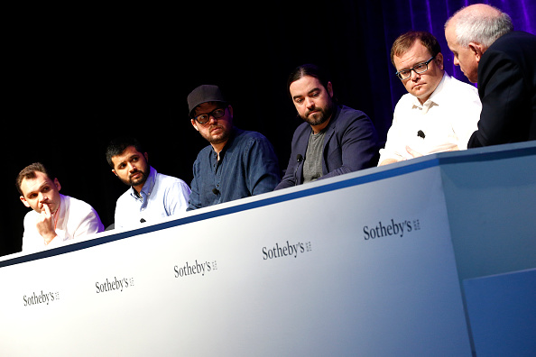 Strategy「The Art of VR at Sotheby's - Day 2」:写真・画像(10)[壁紙.com]