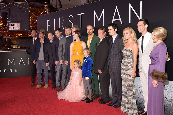 "Film Premiere「""First Man"" Washington, DC Premiere」:写真・画像(14)[壁紙.com]"