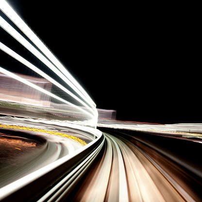 Monorail「Night journey」:スマホ壁紙(15)