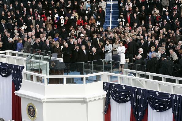 Human Arm「President Bush Is Sworn In For A Second Term」:写真・画像(15)[壁紙.com]