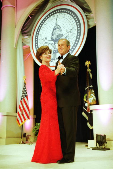 Sports Ball「Presidnet Bush and First Lady Attend Inaugural Balls」:写真・画像(6)[壁紙.com]