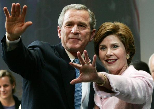 Gratitude「President Bush Declares Victory in 2004 Election」:写真・画像(17)[壁紙.com]