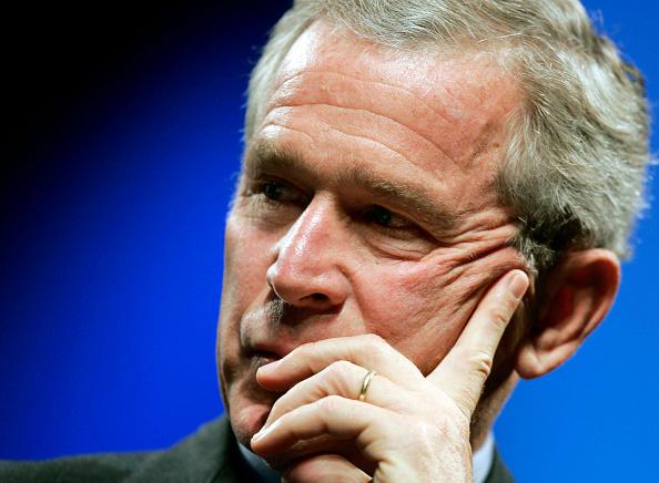 Togetherness「President Bush Addresses UNITY Convention」:写真・画像(0)[壁紙.com]