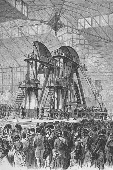 Philadelphia - Pennsylvania「President Grant And The Emperor Of Brazil Officially Opened The Centennial Exhibition, C1876, (19」:写真・画像(2)[壁紙.com]