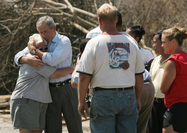 Victim「Gulf Coast Still Reeling From Aftermath Of Hurricane Katrina」:写真・画像(11)[壁紙.com]