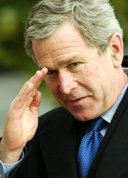 Bush Returns To The White House:ニュース(壁紙.com)