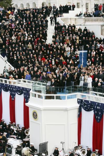 Patriotism「President Bush Is Sworn In For A Second Term」:写真・画像(5)[壁紙.com]