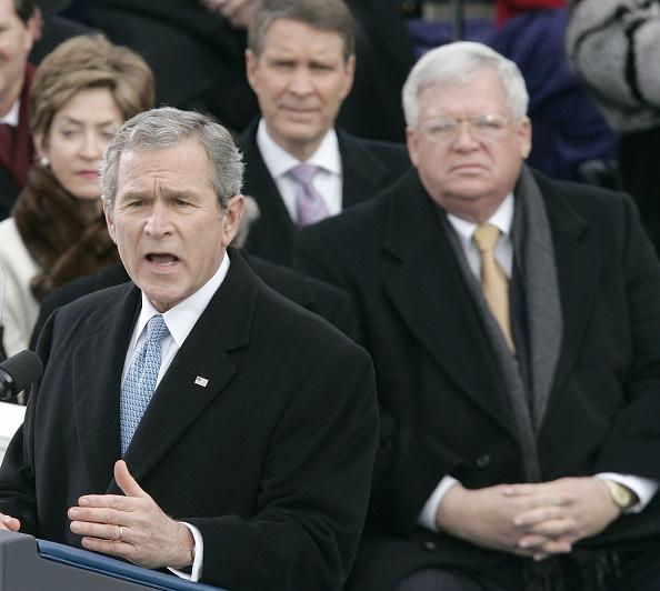 Patriotism「President Bush Is Sworn In For A Second Term」:写真・画像(6)[壁紙.com]