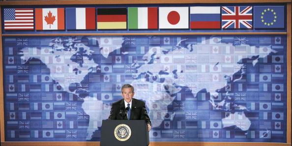 G8「President Bush Makes Remarks On G-8 Summit」:写真・画像(10)[壁紙.com]