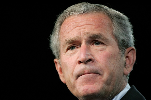 Presentation - Speech「Bush Addresses NAACP For The First Time In His Presidency」:写真・画像(12)[壁紙.com]