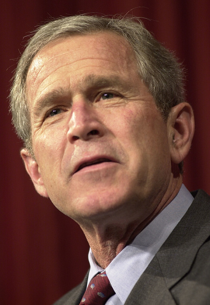 Stefan Zaklin「Bush Speaks at Fundraiser」:写真・画像(19)[壁紙.com]