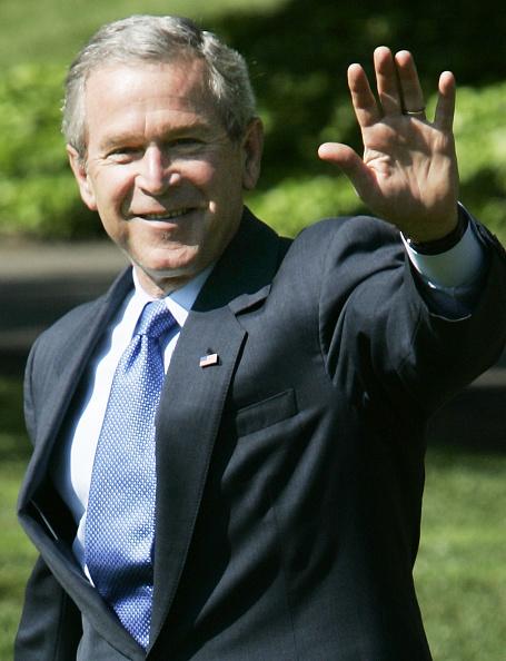 Human Arm「President Bush Departs White House For Social Security Forum」:写真・画像(12)[壁紙.com]