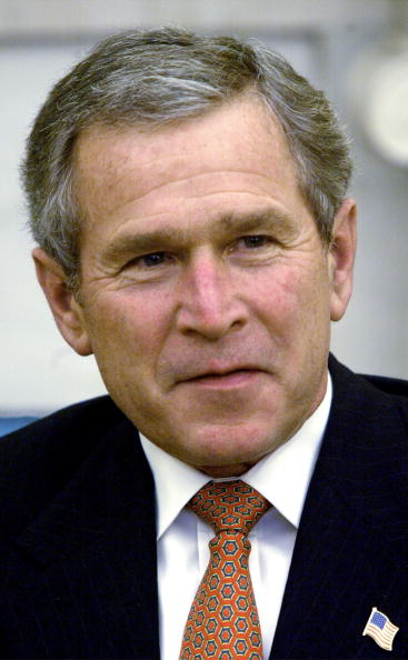 Patriotism「Bush Meets With Quartet Principals」:写真・画像(19)[壁紙.com]