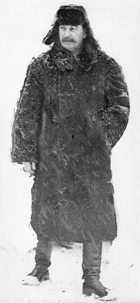 Slava Katamidze Collection「Stalin In Snow」:写真・画像(17)[壁紙.com]