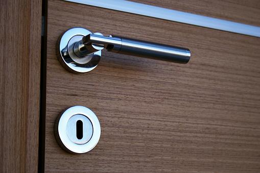 Security System「Door Handle」:スマホ壁紙(18)