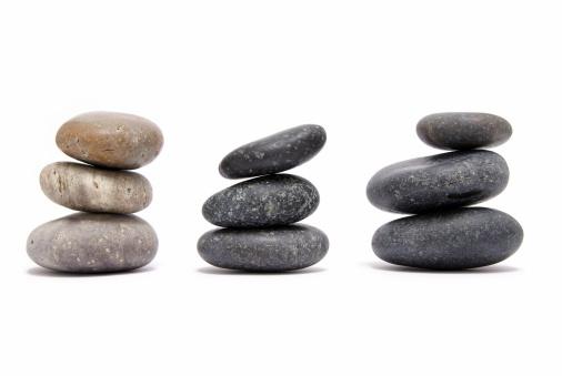 Feng Shui「piled round granite stones」:スマホ壁紙(8)