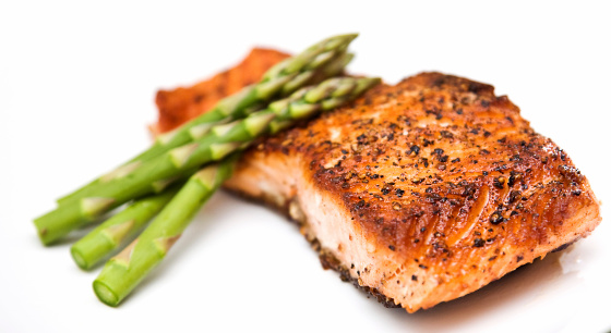 Grilled Salmon「Salmon」:スマホ壁紙(19)
