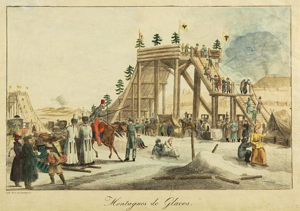 Rollercoaster「Ice Mountains, ca 1814」:写真・画像(4)[壁紙.com]