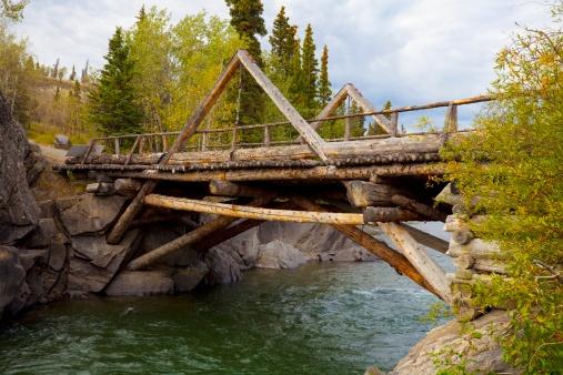 California State Route 1「a historic log bridge, frontier bridge」:スマホ壁紙(11)