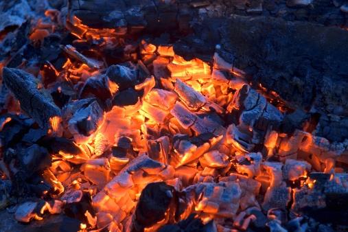 Hell「A hot fire」:スマホ壁紙(2)
