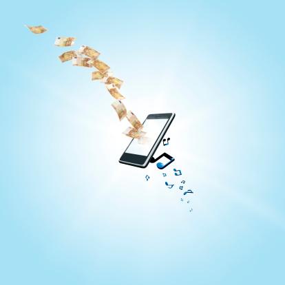 Accessibility「mobile life music 02」:スマホ壁紙(3)
