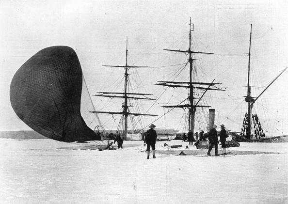 気球「Antarctic Balloon」:写真・画像(9)[壁紙.com]