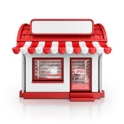Gutter「red store」:スマホ壁紙(17)