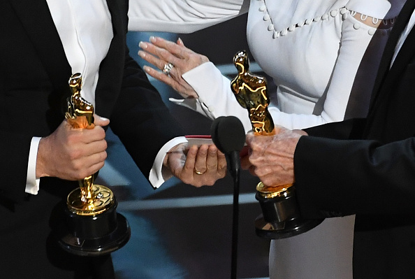 Close-up「89th Annual Academy Awards - Show」:写真・画像(17)[壁紙.com]