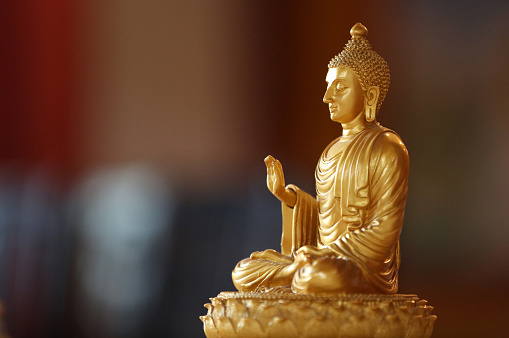 Buddha statue「Buddha.」:スマホ壁紙(13)