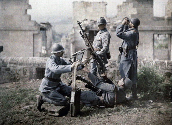 Army Soldier「Battle of the Aisne」:写真・画像(2)[壁紙.com]