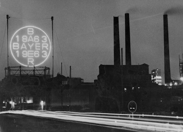 Industry「Bayer Factory」:写真・画像(13)[壁紙.com]
