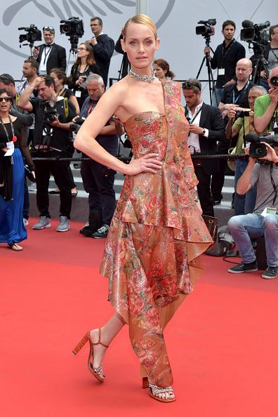 アンバー ヴァレッタ「'Wonderstruck' Red Carpet Arrivals - The 70th Annual Cannes Film Festival」:写真・画像(10)[壁紙.com]