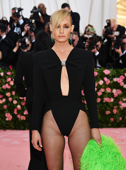 Amber Valletta「The 2019 Met Gala Celebrating Camp: Notes on Fashion - Arrivals」:写真・画像(17)[壁紙.com]